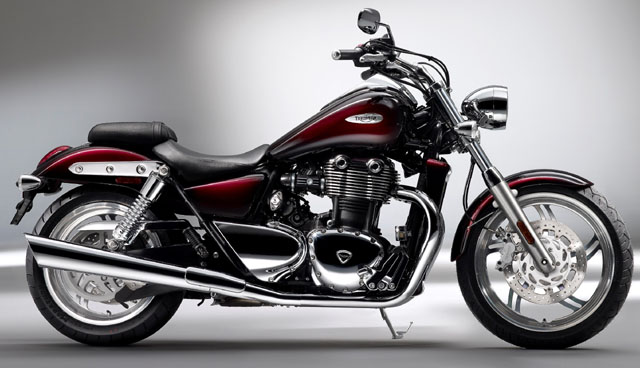 triumph thunderbird phantom red haze 1700 profil