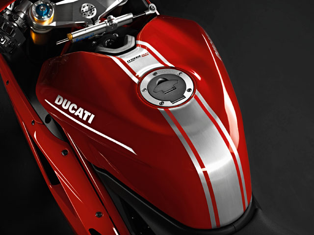 ducati 1198 sp reservoir alu