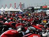 Le World Ducati Week 2012 sera en juin � Misano