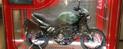 Moto Morini propose ses motos � 50%... en location