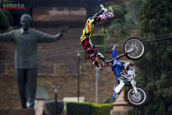 tom pages fmx pretoria