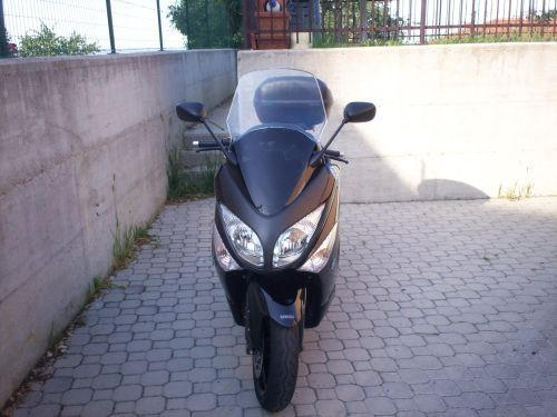 Scooter yamaha T-Max 500 Dell 06/2008 1/2
