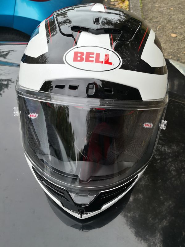 Casque Moto Bell Pro Star (Taille L) 2/5