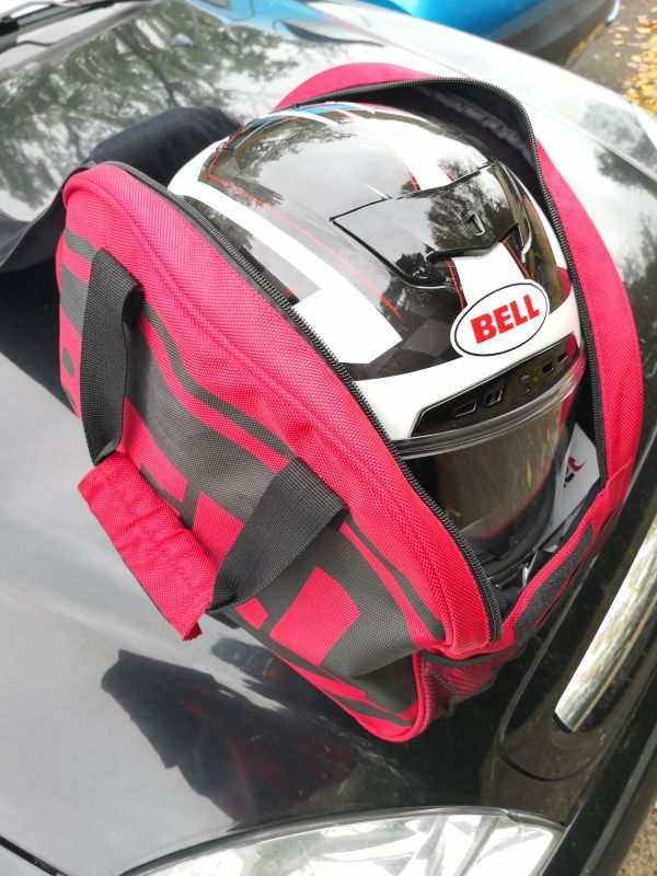 Casque Moto Bell Pro Star (Taille L) 5/5