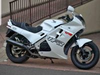 Vds en pieces honda vfr 1986