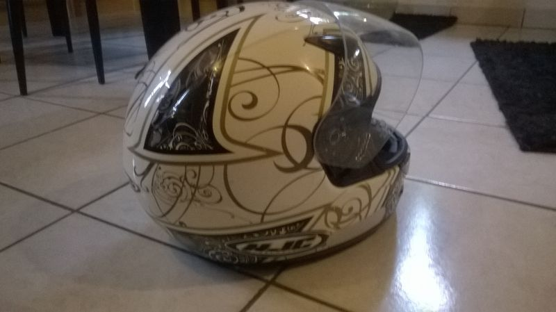 Casque HJC taille L 59/60 2/2