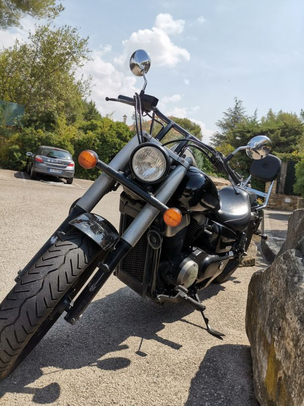 Honda Shadow 750 2/2