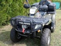 Quad polaris 500 ho 4x4 Homologué 2 places