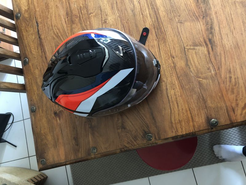 Casque Scorpion EXO 1400 Air Carbon 2/3