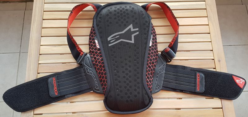 PROTECTION DORSALE ALPINESTARS
