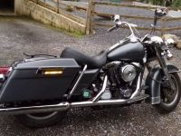 Harley Davidson Road King 1340 carbu