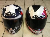 2 casques HJC RPHA 10 dont Ben Spies