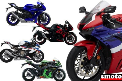 Comparatif 5 hyper sportives 1000 Superbike 2020