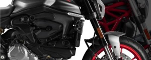 Ducati Monster 2021 vs Monster 821