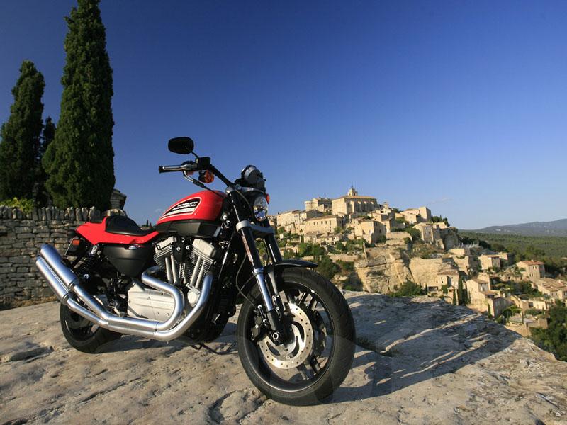 Essai Harley-Davidson XR1200 2008 par Jean-Michel Lainé