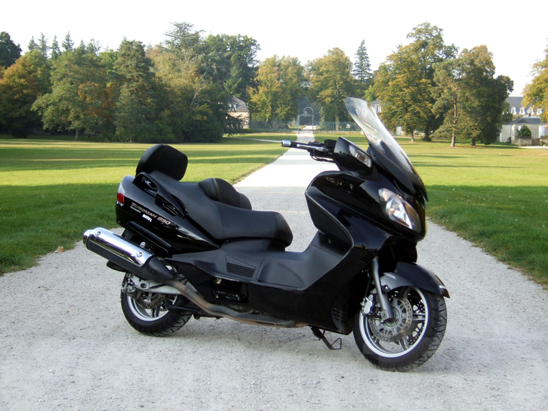 Suzuki Burgman 650 Executive 2008