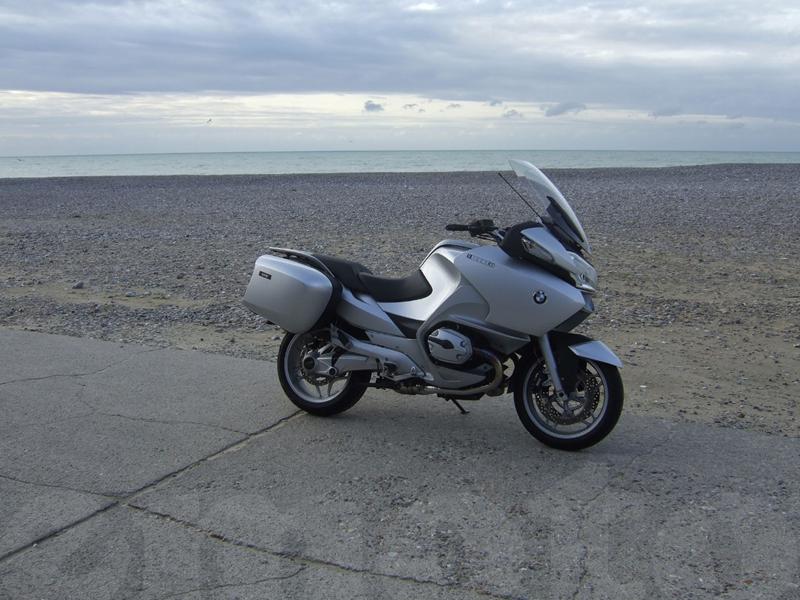 Essai BMW R 1200 RT 2008 par Jean-Michel Lainé