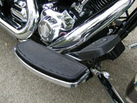 Photo 21 Essai Harley-Davidson Road King Classic 2009