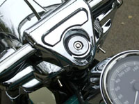 Photo 24 Essai Harley-Davidson Road King Classic 2009