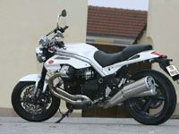 Photo 6 Essai Moto-Guzzi Griso 8V 2009