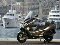 Photo 3 Essai Honda SWT 400 2009