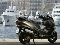 Photo 4 Essai Honda SWT 400 2009