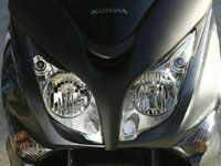 Photo 16 Essai Honda SWT 400 2009