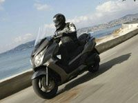 Photo 20 Essai Honda SWT 400 2009