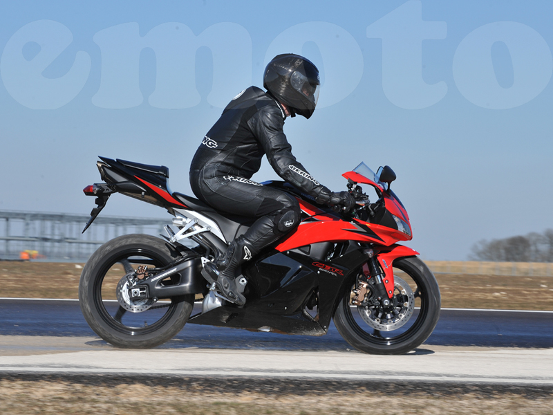 Essai Honda CBR600RR C-ABS 2009 par Jean-Michel Lainé
