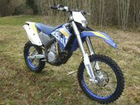 Photo 14 Essai Husaberg FE450 2009