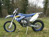 Photo 25 Essai Husaberg FE450 2009