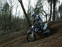 Photo 27 Essai Husaberg FE450 2009