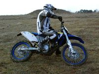 Photo 28 Essai Husaberg FE450 2009