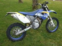 Photo 29 Essai Husaberg FE450 2009