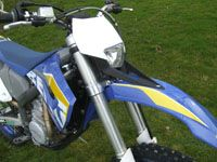 Photo 30 Essai Husaberg FE450 2009