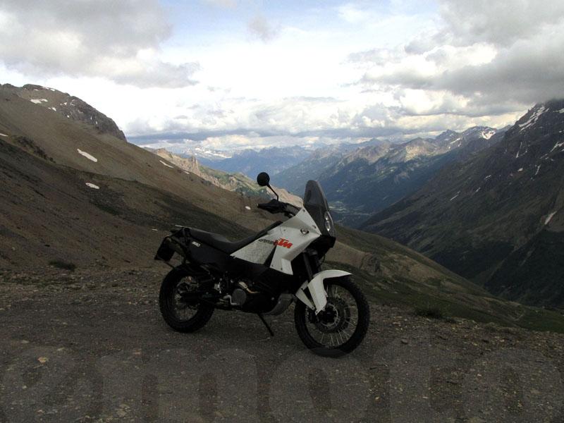 Essai KTM Adventure 990 2009 par Jean-Michel Lainé