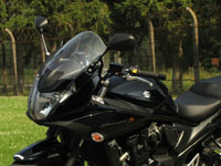 Photo 5 Essai Suzuki Bandit 650 S ABS 2009