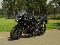 Photo 6 Essai Suzuki Bandit 650 S ABS 2009