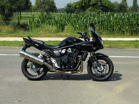 Photo 7 Essai Suzuki Bandit 650 S ABS 2009