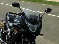 Photo 8 Essai Suzuki Bandit 650 S ABS 2009