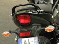 Photo 12 Essai Suzuki Bandit 650 S ABS 2009