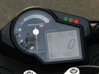 Photo 3 Essai Aprilia Shiver GT ABS 2009