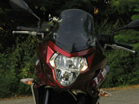 Photo 7 Essai Aprilia Shiver GT ABS 2009