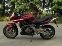 Photo 9 Essai Aprilia Shiver GT ABS 2009