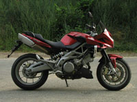 Photo 10 Essai Aprilia Shiver GT ABS 2009