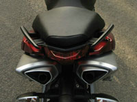 Photo 14 Essai Aprilia Shiver GT ABS 2009