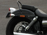 Photo 7 Essai Harley-Davidson Wide Glide 2010