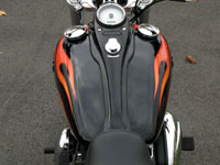 Photo 14 Essai Harley-Davidson Wide Glide 2010