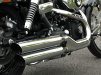 Photo 19 Essai Harley-Davidson Wide Glide 2010