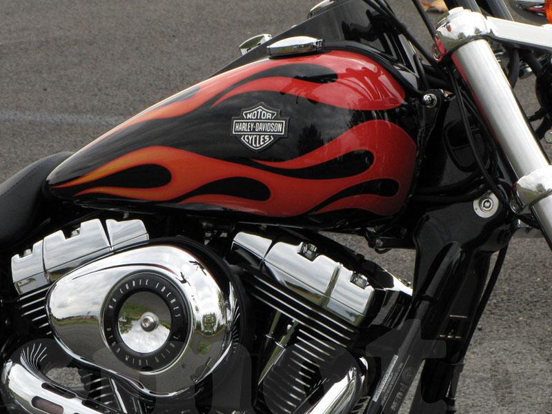 Essai Harley-Davidson Wide Glide modèle 2010 par Jean-Michel Lainé